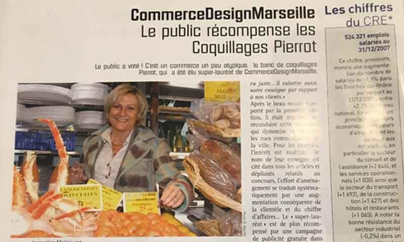 Prix du Commerce Design Marseille