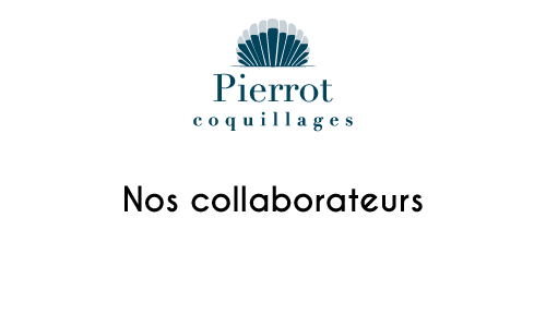 Les collaborateurs de Pierrot Coquillages