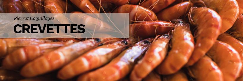 Achat de crevettes à Marseille