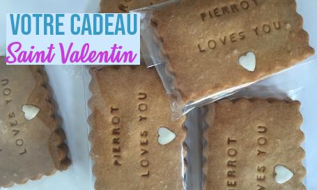 Pierrot à une surprise pour vous pour la Saint Valentin !