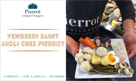 Aïoli chez Pierrot, vendredi Saint